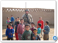 Kenny Hamm (owner John's son) Qarah Tappah, Iraq 2004