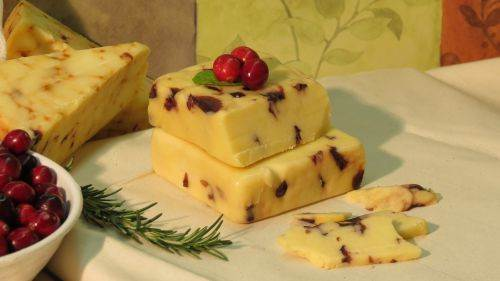 Cranberry Cheddar Cheese