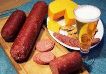 Garlic Summer Sausage 3lbs