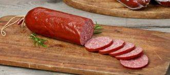 Beef Summer Sausage 3lbs