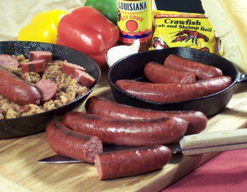 Smoked Andouille Sausage 3lbs