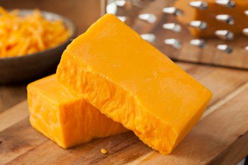 Cheddar Cheese 2 lbs