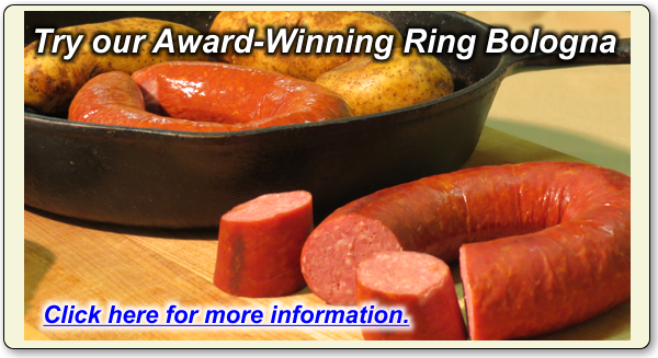 Wisconsin Sausages | Meat Processing | Landjaeger | Smoked Meats